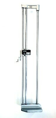 Mitutoyo Digital Height Gage 192-608 Twin Beam 0-40 Scribe Included Oah 48