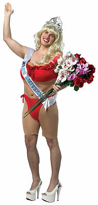 Miss Universe Male Bikini Mens Costume Funny Comical Beauty Pageant Halloween - Funny Male Halloween Costume