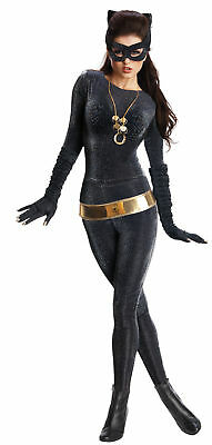 Catwoman Grand Heritage Adult Women's Costume Lycra Batman Classic 60s Halloween ()