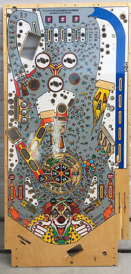 Williams - Cyclone - Original CPR Playfield - Out of Print and Rare! 31-1002-564