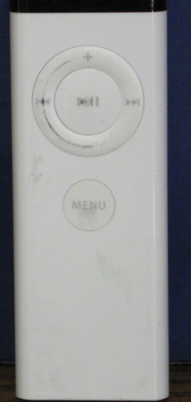 Apple A1156 Infrared Remote Control for Infrared Equipped iMac and iPod