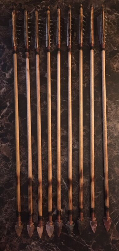 Handmade Arrows For Arrow Of Light, Order Of The Arrow, Boy Scouts, Cub Scouts