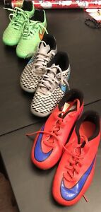 NIKE CLEATS assorted sizes