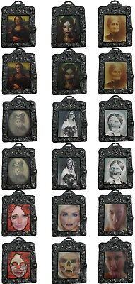 m Bilder Damen Frauen im Rahmen Halloween Dekoration (Dekoration Halloween D)