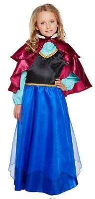 Fancy Dress Up Costume Frozen Outfit Ages 3-9 yrs NEW (Frozen Dress Up Outfit)