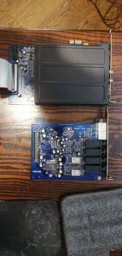 E-Mu 1212m PCIe sound card