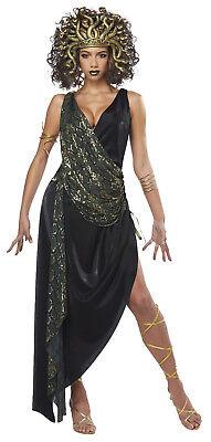 Sedusa Medusa Goddess Adult Women Costume (Adult Goddess Costume)