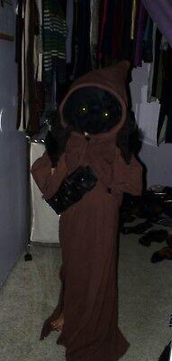 Star Wars Jawa cosplay custom costume