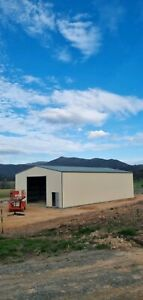 Workhorse Steel Fabrication and kit sheds