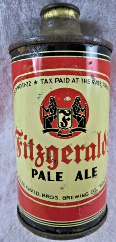 can Fitzgeralds Pale Ale 12 oz.USBC 162-32 1945 Troy IRTP cone.US only