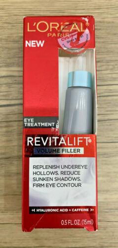 Loreal RevitaLift Volume Filler Eye Treatment 0.5 fl oz
