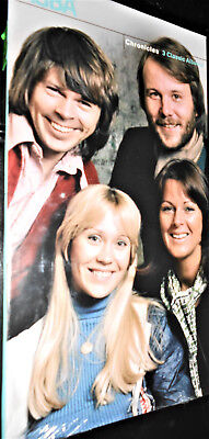 ABBA Chronicles 3 CD Set includes ABBA  Arrival & The Album  some bonus cuts