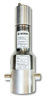 Bicron 3 High Resolution Spectroscopy Naitl Gamma Scintillation Detector