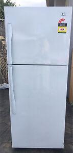 LG 422 litre fridge freezer 100% working order good condition Carlton Melbourne City Preview