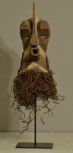 Mask African Songye Kifwebe Male Mask