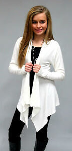 PLUS SIZE COZY SUPER SOFT QUALITY TIERED CARDIGAN WRAP SWEATER 1X 2X 3X