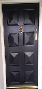 External door solid hardwood Sandy Bay Hobart City Preview