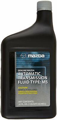 Genuine Mazda 0000-77-112E-01 Transmission