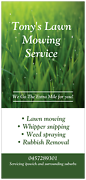 LAWN MOWING~RUBBISH REMOVAL Mount Ommaney Brisbane South West Preview