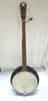 Banjo 5 String Sears & Roebuck made in USA 60's Musical Instrument (used) ()