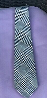Mens Jack Spade 100 % Cotton Tie Made in USA