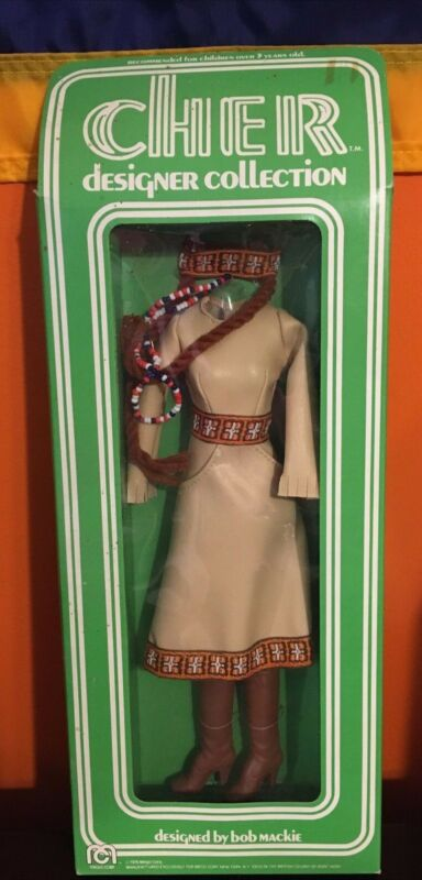 VINTAGE CHER CHEROKEE OUTFIT NRFB MEGO 1976 BOB MACKIE