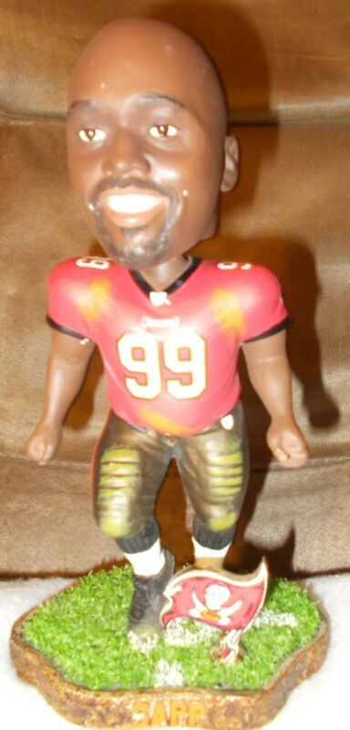 Warren Sapp Tampa Bay Buccaneers Bobble Head 2003  Forever Collectibles