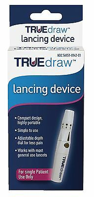 TRUE Draw Universal Lancet Device