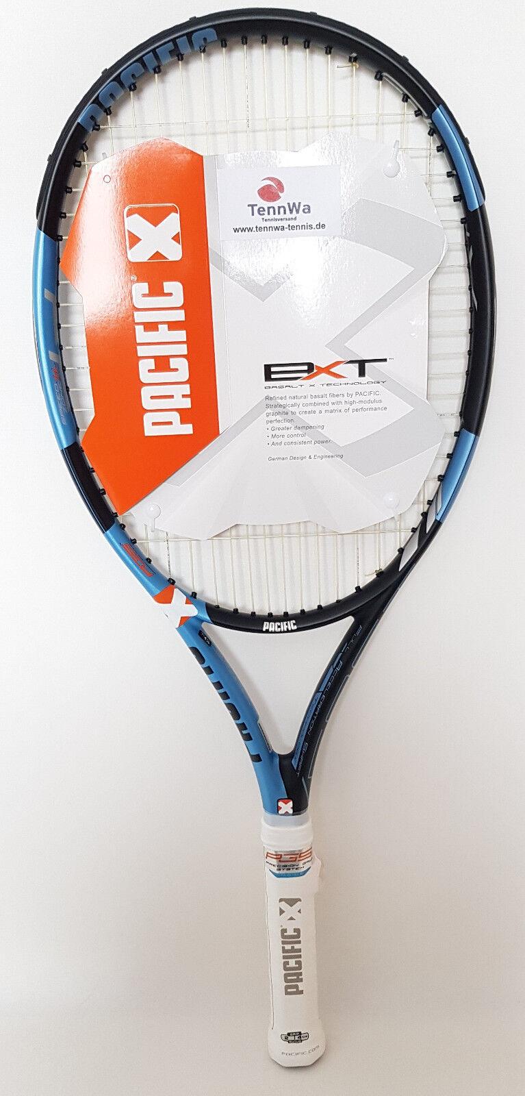 NEU: PACIFIC X Fast LT 288g - Starker Allround-Tennisschläger, besaitet