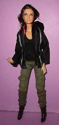 Barbie Hunger Games Katniss Everdeen Collector Jointed Doll Goddess for OOAK