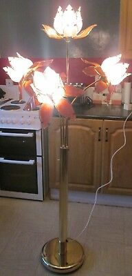 VINTAGE FLOOR LAMP 4 BULB