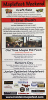 Old Time Maple Rib Fest