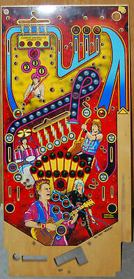 Gottlieb - Rock - Pinball Playfield NOS