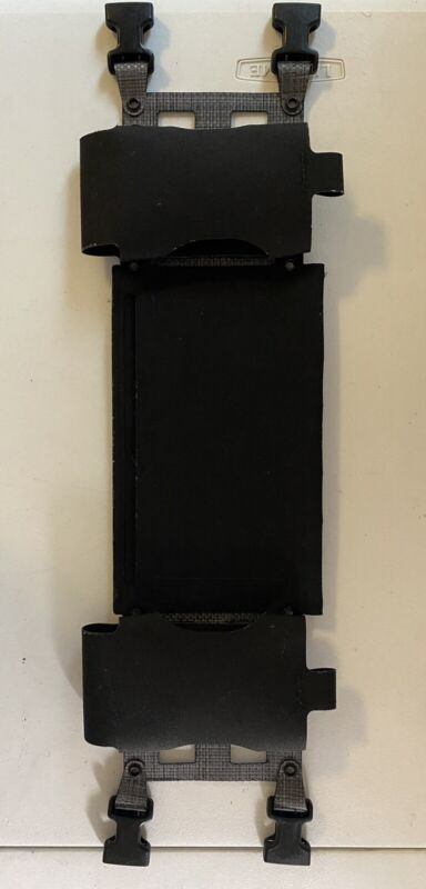 The Thing 2 Spiritus Systems - Black - Micro Fight Chest Rig Accessory