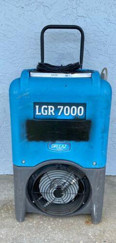 Dri-Eaz LGR 7000XLI Dehumidifier (144 hrs Run Time)