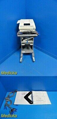 Spacelabs Burdick Ecl 850 Ekg Machine W Ecg Leads10-lead Ecg Manual 20148