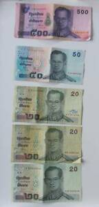 Currency exchange Thaï Baht to swap for AUD