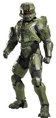Master Chief HALO Ultra Prestige Adult Costume with Light Up - Adult Halo Costume