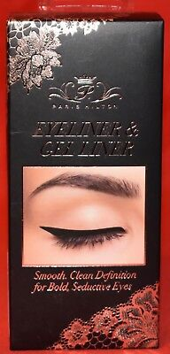 Paris Hilton Eyeliner&Gel Liner Smooth Clean Definition for Bold Seductive Eyes