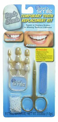 Instant Smile Select a Tooth Temporary Tooth Replacement - Triple Kostüme