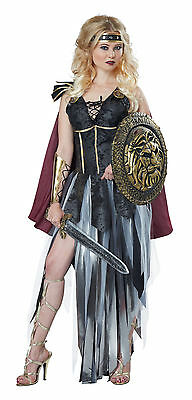 Glamorous Gladiator Roman Spartan Adult Women Costume