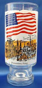 USA Promontory Point Glass