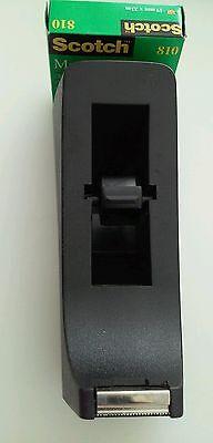 Scotch Desktop Tape Dispenser1tape 3 M 34 X 1296 1 Inch Core Desk New