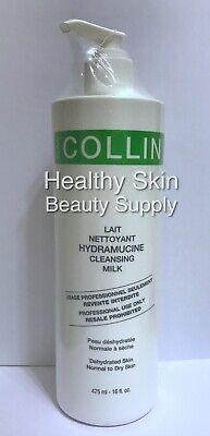 GM G.M. Collin Hydramucine Cleansing Milk PRO PROF Salon 16oz/475mL exp 09/2023