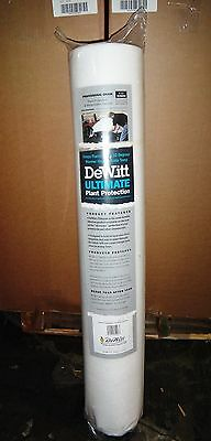 (DeWitt Ultimate 6'x50' 2.5oz Frost Freeze Cloth Thermal Blanket )