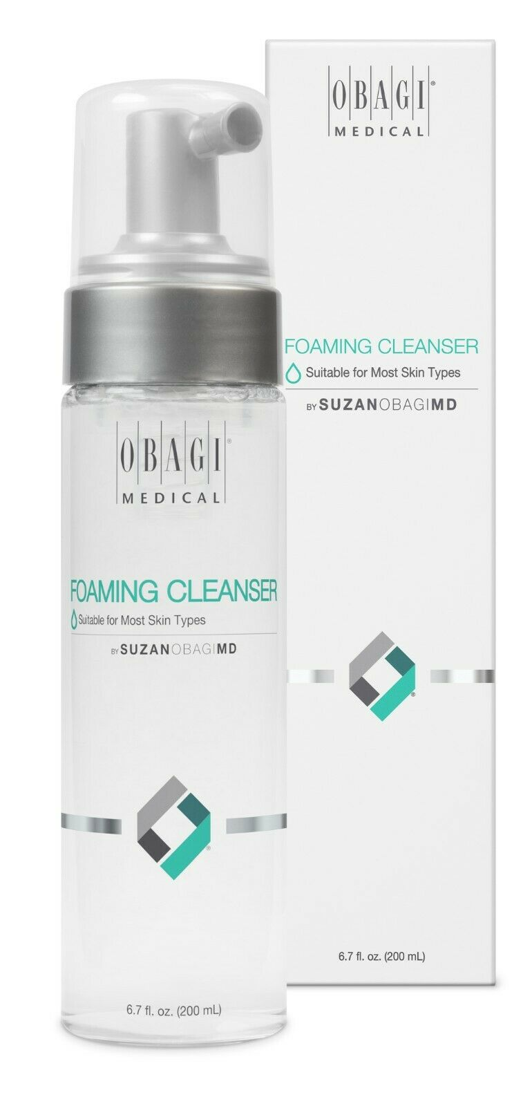 Obagi SuzanObagiMD Foaming Cleanser 6.7 fl oz