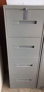 4 drawer legal size filing cabinet