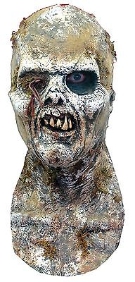 Halloween Costume FULCI TERRIFYING ZOMBIE Latex Deluxe Mask Haunted House NEW](Halloween Terrifying Costumes)