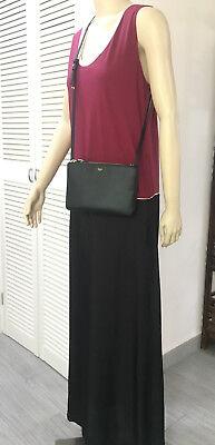 JUCCA Burgundy & Black Maxi Dress IT44 UK12