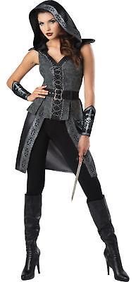 Dark Woods Jägerin Erwachsene Damen Halloween Kostüm Incharacter